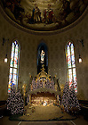 Basilica Nativity scene