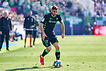 Joaquin of Betis Balompie during La Liga match between CD Leganes and Real Betis Balompie at Butarque Stadium in Leganes, Spain. February 16, 2020. (ALTERPHOTOS/A. Perez Meca)