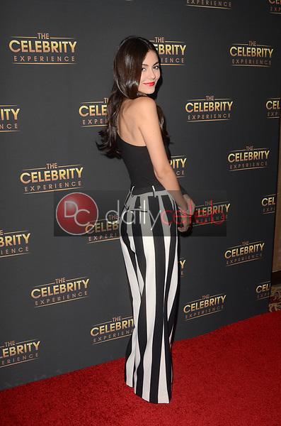 Victoria Justice<br /> at The Celebrity Experience, Universal Hilton, Universal City, CA 07-16-17<br /> David Edwards/Dailyceleb.com 818-249-4998