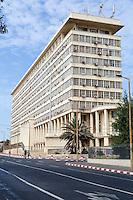 Dakar, Senegal.  Ministerial Office Building.