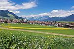 Austria, Tyrol, Innsbruck Holiday Village: Axams | Oesterreich, Tirol, Innsbrucks Feriendorf: Axams