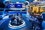 TV Production Set