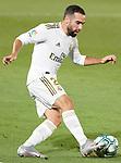 Real Madrid's Daniel Carvajal during La Liga match. June 24,2020. (ALTERPHOTOS/Acero)