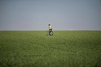 mechanic looking for a shortcut to the course<br /> <br /> 101th Ronde Van Vlaanderen 2017 (1.UWT)<br /> 1day race: Antwerp › Oudenaarde - BEL (260km)