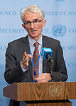 Mark Lowcock Under-Secretary-General for Humanitarian Affairs and Emergency Relief Coordinator addre
