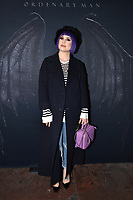 """HOLLYWOOD - FEBRUARY 20: Kelly Osbourne attends Ozzy Osbourne global tattoo and album listening party to celebrate his new album """"Ordinary Man"""" on February 20, 2020 in Hollywood, California. (Photo by Lionel Hahn/Epic Records/PictureGroup)"""