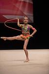 Elizabeth Popova<br /> British Gymnastics Championships 2017<br /> Liverpool Echo Arena<br /> 30.07.17<br /> ©Steve Pope - Sportingwales