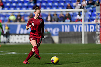 HARRISON, NJ - MARCH 08: Keira Walsh #4 of England during a game between England and Japan at Red Bull Arena on March 08, 2020 in Harrison, New Jersey.