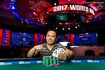 2017 WSOP Event #57: $2,500 Omaha Hi-Lo 8 or Better/Seven Card Stud Hi-Lo 8 or Better Mix