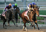 January 2010: Ron the Greek and James Graham win the Lecomte Stakes at the Fairgrounds in New Orleans, La.