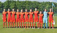 Belgium - Ukraine : Team Belgium<br /> foto DAVID CATRY / Nikonpro.be