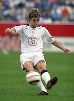 Bobby Convey, World Cup qualifier between USA and El Salvador, 2004.