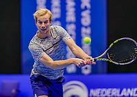 Rotterdam, Netherlands, December 13, 2017, Topsportcentrum, Ned. Loterij NK Tennis, Botic van de Zandschulp (NED)<br /> Photo: Tennisimages/Henk Koster