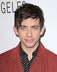 Kevin McHale at The PaleyFest 2011 Panel for Glee held at The Saban Theater in Beverly Hills, California on March 16,2011                                                                               © 2010 Hollywood Press Agency