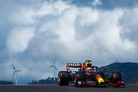 33 VERSTAPPEN Max (nld), Red Bull Racing Honda RB16B, action during the Formula 1 Heineken Grande Prémio de Portugal 2021 from April 30 to May 2, 2021 on the Algarve International Circuit, in Portimao, Portugal<br /> FORMULA 1 : Grand Prix Portugal - Essais - Portimao - 01/05/2021<br /> Photo DPPI/Panoramic/Insidefoto <br /> ITALY ONLY