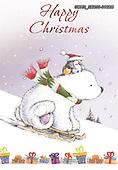 John, CHRISTMAS ANIMALS, WEIHNACHTEN TIERE, NAVIDAD ANIMALES, paintings+++++,GBHSSXC50-316BB,#xa#