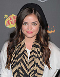 Lucy Hale  at 3rd Annual Los Angeles Haunted Hayride held at Griffith Park, Old Zoo in Los Angeles, California on October 09,2011                                                                               © 2011 Hollywood Press Agency