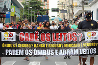 15/03/2021 - PROTESTO DE DONOS DE BARES E RESTAURANTES EM CAMPINAS