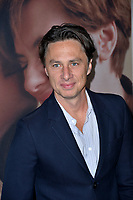"LOS ANGELES, USA. November 06, 2019: Zach Braff at the premiere for ""Marriage Story"" at the DGA Theatre.<br /> Picture: Paul Smith/Featureflash"