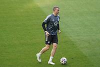 - 24.03.2021: Abschlusstraining der Deutschen Nationalmannschaft vor dem WM-Qualifikationsspiel gegen Island, Schauinsland Arena Duisburg