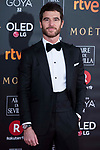 Alfonso Bassave attends red carpet of Goya Cinema Awards 2018 at Madrid Marriott Auditorium in Madrid , Spain. February 03, 2018. (ALTERPHOTOS/Borja B.Hojas)