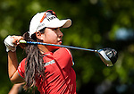 Hee Young Park of South Korea in action during the Day 4 of the LPGA Sunrise Taiwan Championship on at Sunrise Golf Course on October 23, 2011 in Taoyuan, Taiwan. Photo by Victor Fraile / The Power of Sport Images