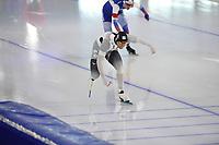 SPEEDSKATING: HEERENVEEN: 30-01-2021, IJsstadion Thialf, ISU World Cup II, 500m Men Division B, Nico Ihle (GER), ©photo Martin de Jong