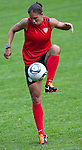 15.06.2011, Steinbergstadion, Leogang, AUT, FIFA WOMENS WORLDCUP 2011, PREPERATION, USA, im Bild Shannon Boxx, (USA, #7) während eines Trainings zur Vorbereitung auf die FIFA Damen Fussball Weltmeisterschaft 2011 in Deutschland // during a Trainingssession for the FIFA Women´s Worldcup 2011 in Germany, on 2011/06/15, Steinberg Stadium, Leogang, Austria, EXPA Pictures © 2011, PhotoCredit: EXPA/ J. Feichter