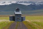 Rural landscape, Oregon, USA