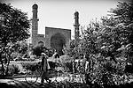 The Friday Mosque is seen in Herat, 20 September 2013. (John D McHugh)