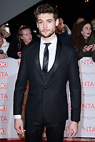 Ned Porteous<br /> arriving for the National Television Awards 2018 at the O2 Arena, Greenwich, London<br /> <br /> <br /> ©Ash Knotek  D3371  23/01/2018