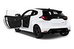 Car images of 2021 Toyota Yaris GR 3 Door Hatchback Doors