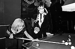 New Romantics, Heaven nightclub Villiers Street, Charing Cross, London, 1980. Tim Dry,with zig zag makeup is Tok (Tokky) of Tik and Tok, and fashion designer Jane Kahan