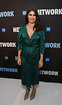 "Nicole Villamil attends the Broadway Opening Night After Party  for ""Network"" at Jack's Studios on December 6, 2018 in New York City."