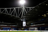 A general view of the University of Bolton stadium  <br /> <br /> Photographer Andrew Kearns/CameraSport<br /> <br /> The EFL Sky Bet League Two - Bolton Wanderers v Salford City - Friday 13th November 2020 - University of Bolton Stadium - Bolton<br /> <br /> World Copyright © 2020 CameraSport. All rights reserved. 43 Linden Ave. Countesthorpe. Leicester. England. LE8 5PG - Tel: +44 (0) 116 277 4147 - admin@camerasport.com - www.camerasport.com