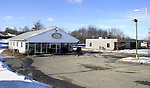 WATERBURY, CT -03 JANUARY 2007 -010208DA01- A local businessman purchased the old Kia car dealership on Straits Turnpike in Watertown with intent to convert it into a fast-food eatery if approved.<br /> <br /> Darlene Douty/Republican-American