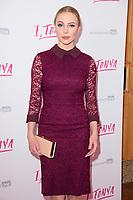 "Maria Sergejeva<br /> arriving for the ""I, Tonya"" premiere at the Curzon Mayfair, London<br /> <br /> <br /> ©Ash Knotek  D3377  15/02/2018"
