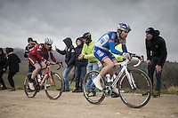 Thibaut Pinot (FRA/FDJ)<br /> <br /> 11th Strade Bianche 2017
