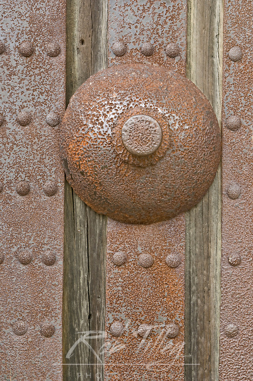 Japan, Ishikawa, Kanazawa, Castle Gate Detail