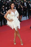CANNES, FRANCE. July 8, 2021: Catrinel Marlon at the Stillwater Premiere at the 74th Festival de Cannes.<br /> Picture: Paul Smith / Featureflash