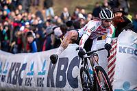 Ryan Cortjens (BEL/Corendon Circus),<br /> <br /> CX Superprestige Zonhoven (BEL) 2019<br /> Elite & U23 mens race