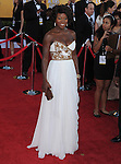 Viola Davis at the 18th Screen Actors Guild Awards held at The Shrine Auditorium in Los Angeles, California on January 29,2012                                                                               © 2012 Hollywood Press Agency