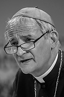 Matteo Maria Zucchi arcivescovo di Bologna, sacerdote, è stato per anni il responsabile della comunità di Sant'Egidio di Roma