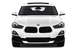 Car photography straight front view of a 2019 BMW X2 Standard 5 Door SUV