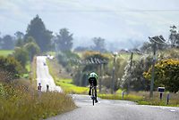 Thomas Stannard (Bike Manawatu) Under-19 Time trials. Time trials on Day One of the 2018 NZ Age Group Road Cycling Championships in Carterton, New Zealand on 20 April 2018. Photo: Dave Lintott / lintottphoto.co.nz