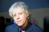 Sir Bob Geldof. ZERO- konferansen arrangeres av den norske miljøstiftelsen Zero Emission Resource Organization (ZERO). Foto: Eirik Helland Urke