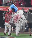 MLB: Shohei Ohtani: Los Angeles Angels - Cleveland Indians