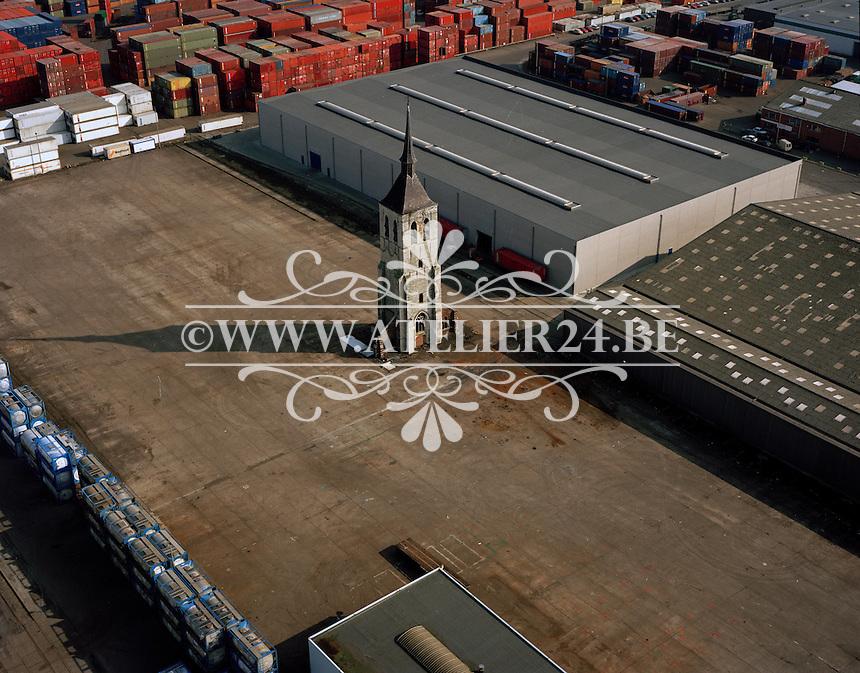 1993.   Kerk van Wilmarsdonk.