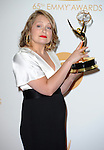 Merritt Wever attends 65th Annual Primetime Emmy Awards - Arrivals held at The Nokia Theatre L.A. Live in Los Angeles, California on September 22,2012                                                                               © 2013 DVS / Hollywood Press Agency