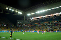 A general view of the Stadium Arena Corinthians
